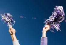 cheerleader in marriage