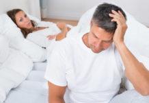 when husband has the headache