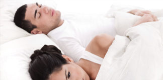 husband prefers sleep to sex